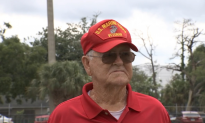 87-Year-Old Korean War Veteran Graduates from High School