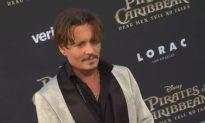 Johnny Depp's 'Gaunt' Appearance Sparks Concerns Among Fans