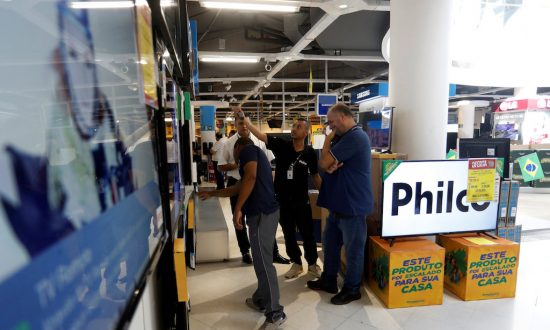As World Cup Approaches, Soccer-Mad Brazilians Rush to Buy TVs