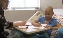 Crayons for Sick Kids