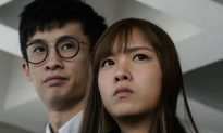 Former Hong Kong Lawmakers Sentenced to Jail for Protest