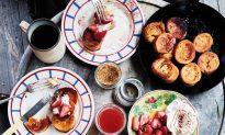Tiramisu French Toast With Strawberries