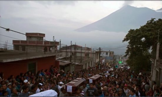 Guatemala's Fuego Volcano Explodes—Almost 200 Missing, 75 Dead