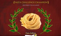 A Pasta Battle Heats up Online