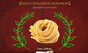A Pasta Battle Heats up Online