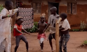 They get kids together & they're having a blast, but watching them dance—this is the best part