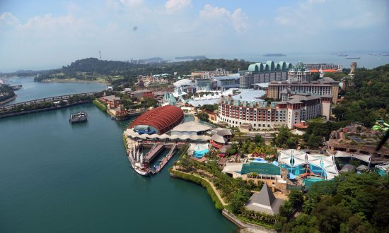 Check out the Private Island in Singapore Where Trump-Kim Meeting Is Set to Take Place