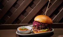 Mushroom Meets Burger in the James Beard Foundation's Blended Burger Project