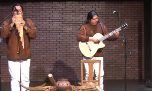 Traditional song from the Andes Mountains hits me in my feelings—I could listen to this all day