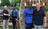 Trooper Pulls Over Retired Cop Who Delivered Him 27 Years Ago