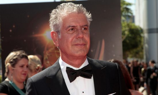 Anthony Bourdain Leaves Most of His Estate to Young Daughter