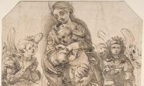 The Blossoming of Imagination: Italian Renaissance Drawing