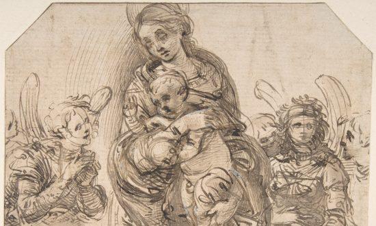 The Blossoming of Imagination: Italian Renaissance Drawing