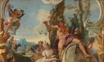 Discovering Tiepolo's 'Bacchus and Ariadne' Anew