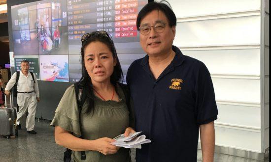 Chinese Human Rights Activist Huang Yan Secures Asylum in Taiwan