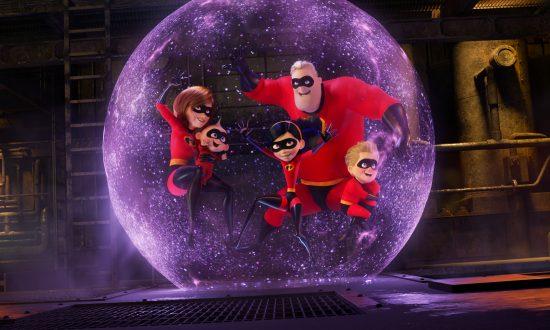 Film Review: 'Incredibles 2': Super Successful Sequel