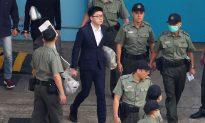 Three Hong Kong Democracy Activists Jailed up to 7 Years for Rioting