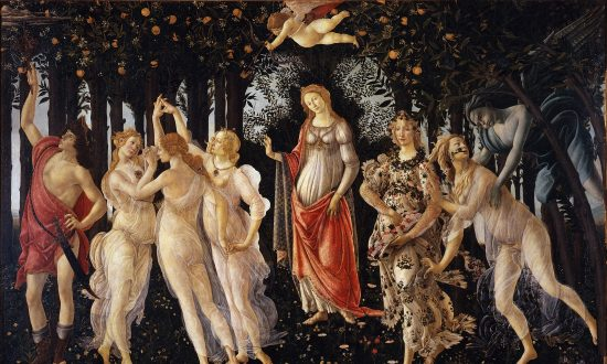 Interpreting a Masterpiece: Botticelli's 'Primavera'
