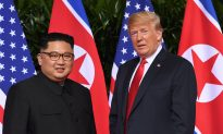 Trump and Kim Sign Joint Statement During Historic Summit