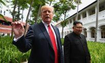President Trump Shows Kim Jong Un Inspirational Movie Before Talks