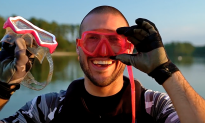 Treasure hunters end up finding a mountain of…goggles?