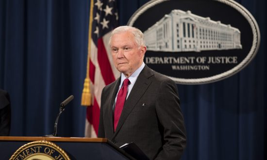 Immigration Dysfunction: Can Jeff Sessions Restore the Rule of Law in America?