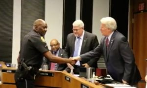 Florida Policeman Named 'Civitan's Officer of the Year'
