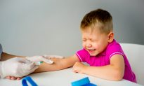 Does Pain Expected Equal Pain Felt? Ask a Kid