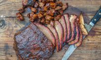 Competition Brisket, Cool Smoke Style