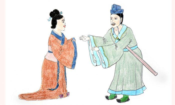 Illustration by Sun Mingguo/Epoch Times