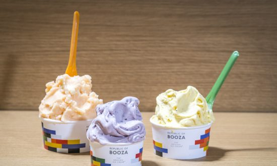 Brooklyn's New Ice Cream Shop Serves an Updated Ancient Dessert
