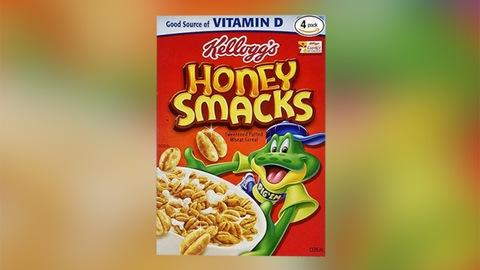 Kellogg's Recalls 1.3M Cases of Honey Smacks Cereal Over Salmonella Risk