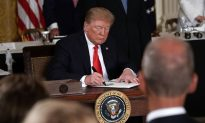 Trump Will Create New Military 'Space Force'