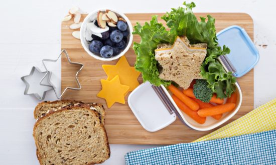 Reset Your Kids' Nutrition With Healthier On-the-Go Meals and Snacks