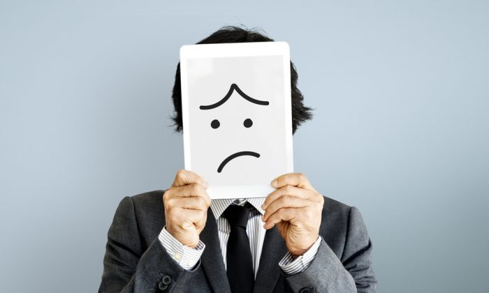 While money can summon therapists, fame can bring admirers, and power can remove many mundane hardships, none of these resources turn off the fundamental psychological drivers of depression in Western societies. (shutterstock)