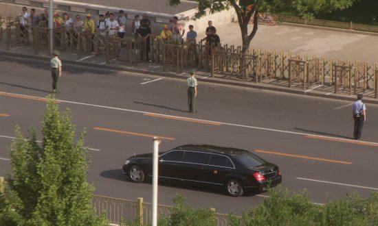 North Korean Leader Kim Jong Un Visits China After Summit With Trump