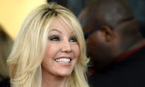 Actress Heather Locklear Hospitalized for Psychiatric Evaluation, Say Reports