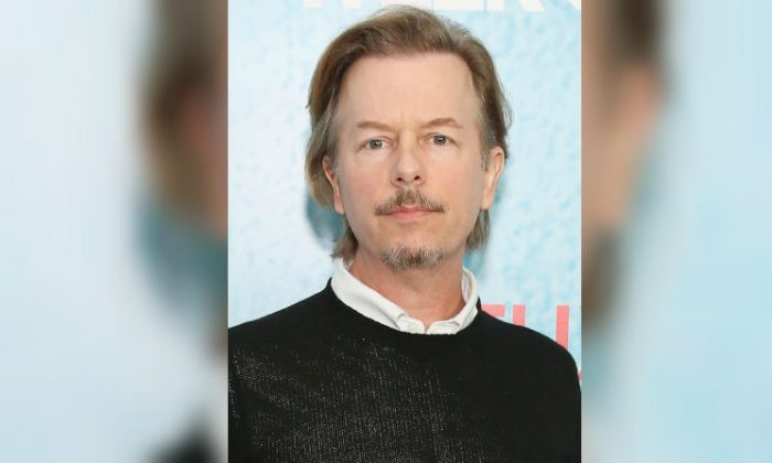 David Spade attends the World Premiere of the Netflix film 'The Week Of' at AMC Loews Lincoln Square 13 on April 23, 2018 in New York City. (Monica Schipper/Getty Images for Netflix)