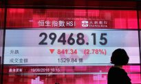 China Stocks Plummet on Trump Tariff Threat