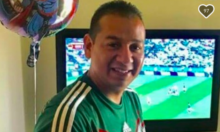 Octavio Escatal was struck and killed while helping a driver in distress on Father's day, June 17, 2018. (GoFundMe)