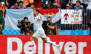 Ronaldo Earns Portugal 1-0 Win as Morocco's Hopes End