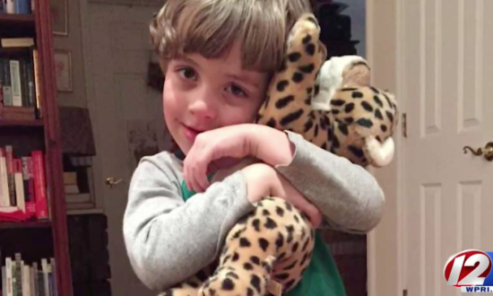 State trooper sends 4-year-old stuffed cheetah in the mail after receiving his heartfelt letter