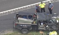 $25,000 in Coins Spills Onto Northland Highway After Armored Truck Crash