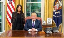Kim Kardashian Wants Trump 'to Succeed,' Calls Out Those Who Don't