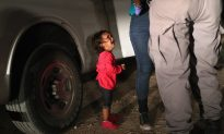 Father: Honduran Girl on Time Cover Was Not Separated From Mother