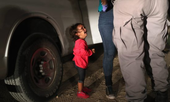 Father of Honduran Girl on Time Cover Reveals She Was Not Separated From Mother
