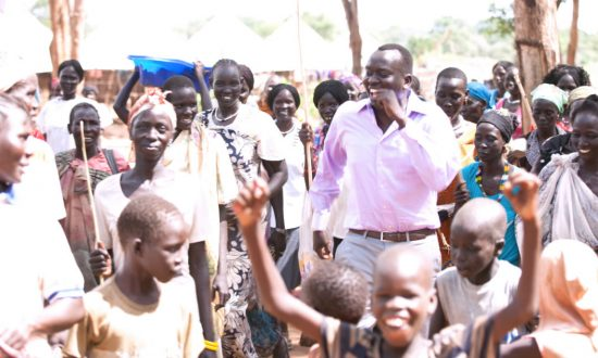 Man who fled Sudan as a child now returns to help others