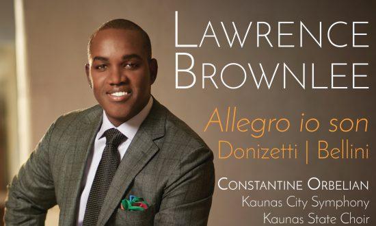 Album Review: Lawrence Brownlee's 'Allegro io son: Donizetti/Bellini'