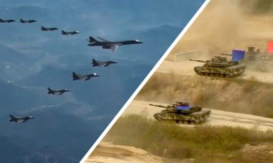Pentagon Suspends 'Very Provocative' Military Exercises With South Korea