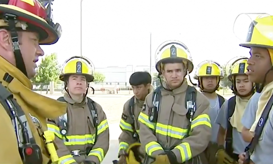 Garland ISD Teams Up With Fire Department to Train Future Firefighters